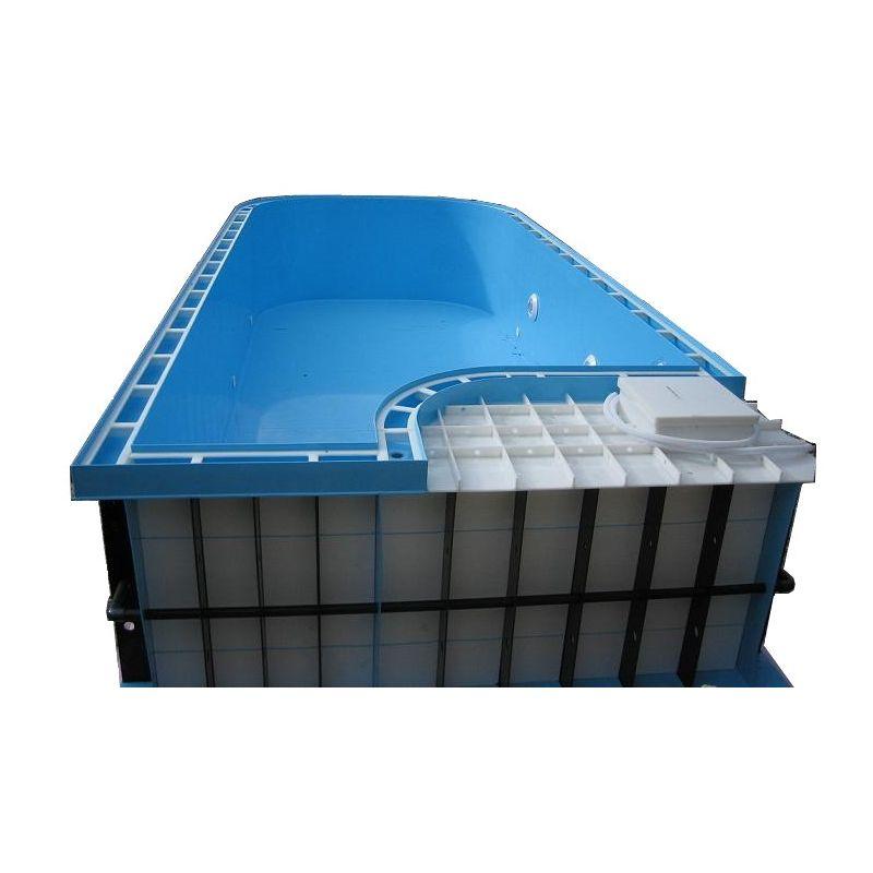 Piscine interrate a sfioro tantissimi modelli e prezzi for Home piscine