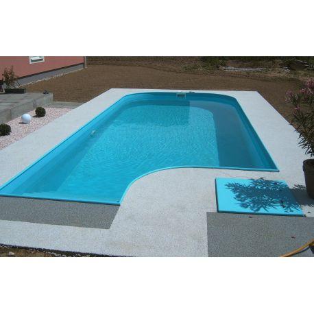 Piscina a skimmer interrata 300x900 cm accessori per piscine for Skimmer piscina