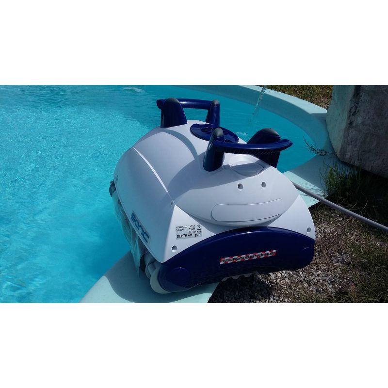 pulitore per piscine interrate o fuori terra accessori