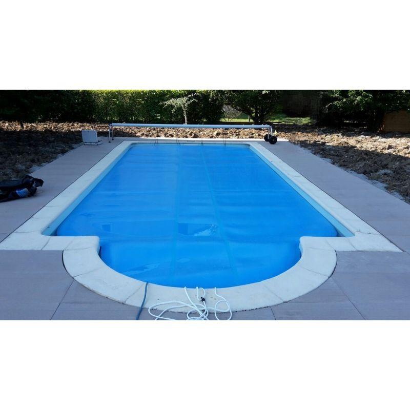 Copertura isotermica per piscina e rullo avvolgitore prezzi - Materassini per piscina ...