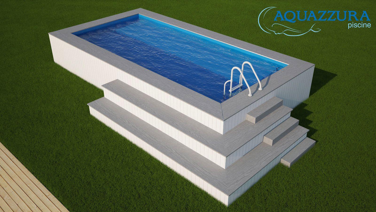 Piscine da esterno prezzi le piscine in legno sono - Piscine da giardino interrate prezzi ...