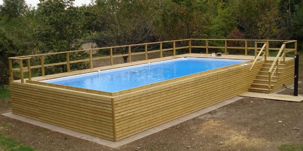 Rivestimento Doccia Esterna: Pavimento in legno per ...