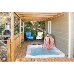 SPA Jacuzzi Lodge M Blower da incasso