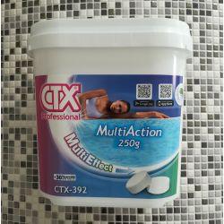 Pastiglie multifunzione per piscina CTX