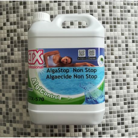 Antialghe per piscina - CTX Algastop