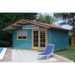Casetta Area Benessere - Sauna