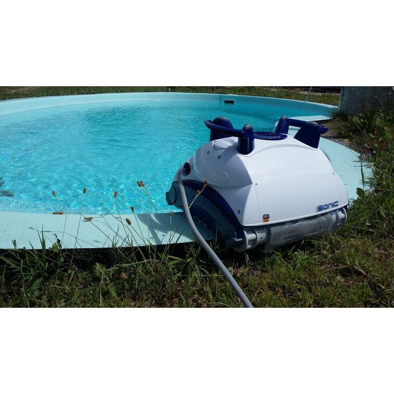 Pulitore per piscine interrate o fuori terra accessori per piscine - Accessori per piscine interrate ...